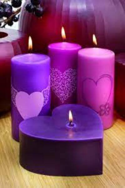 8.Decorative Candles