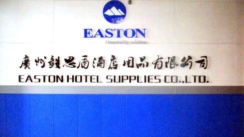 9. Guangzhou Easton Hotel Supplies Co., Ltd.