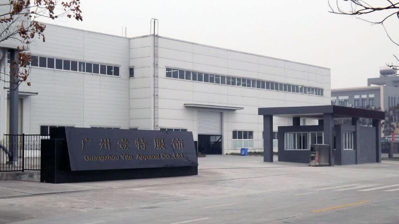 9. Guangzhou Yite Apparel Co., Ltd.