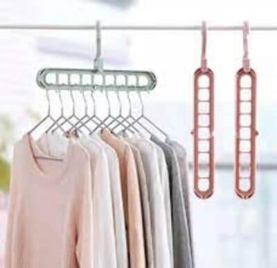 9. Hangers