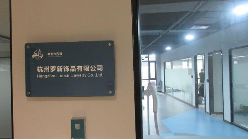 9. Hangzhou Luoxin Jewelry Co., Ltd.