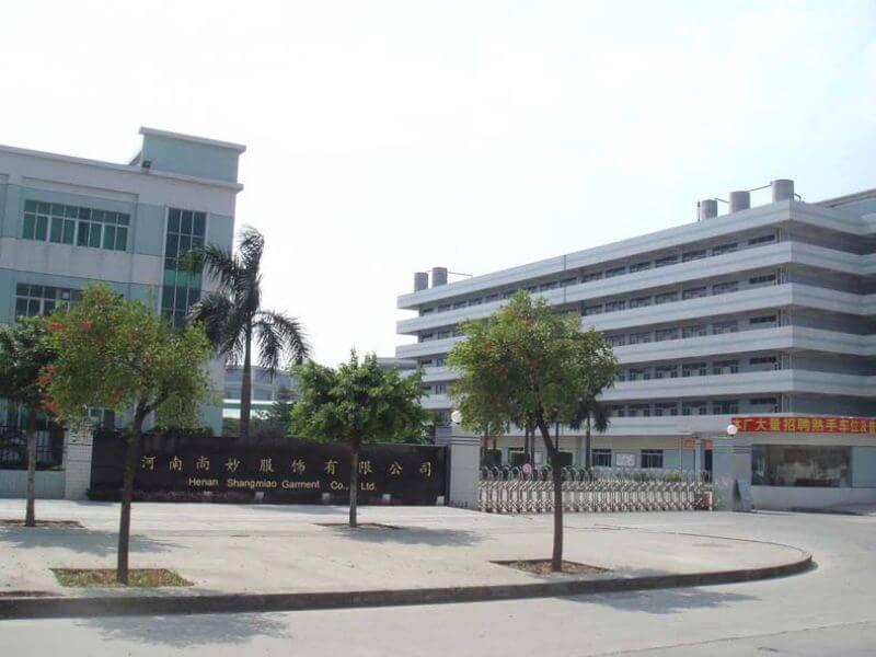 9. Henan Shangmiao Garment Co., Ltd.