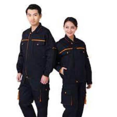 9. Industrial Uniforms