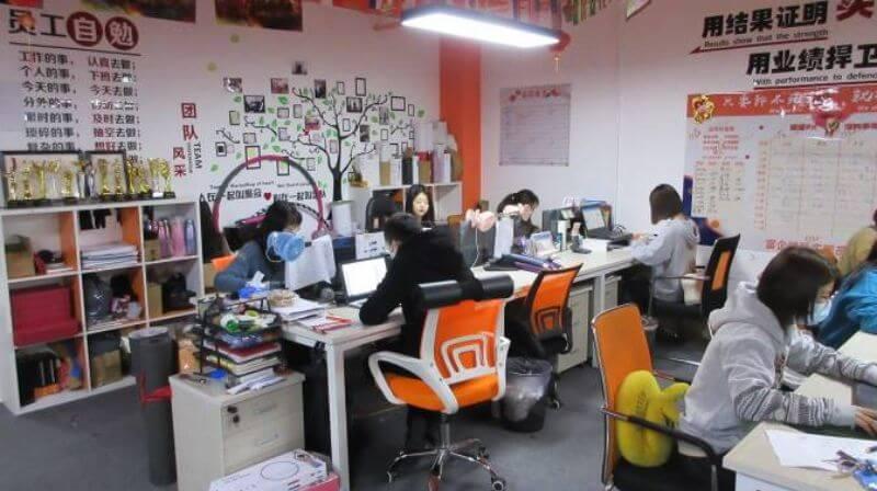 9. Suzhou One Two Three Sports Goods Co., Ltd.