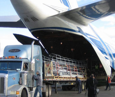 Cushion Air Freight From Shipping