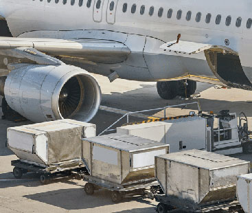 Hotel Supplies Air Freight From Shipping