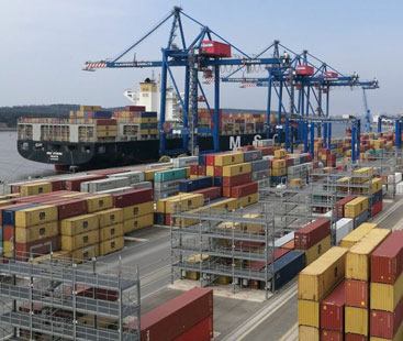 Jersey Sea Freight From Shipping