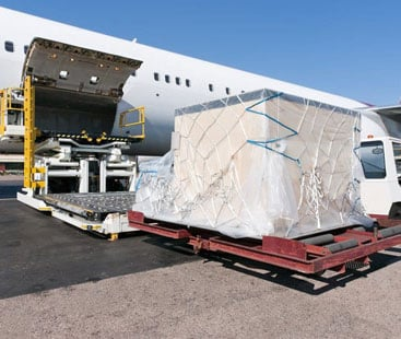 Uniforms Air Freight From Shipping