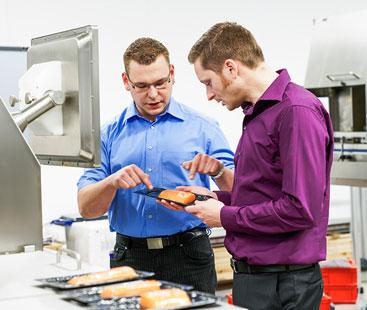 Uniforms Product Inspection