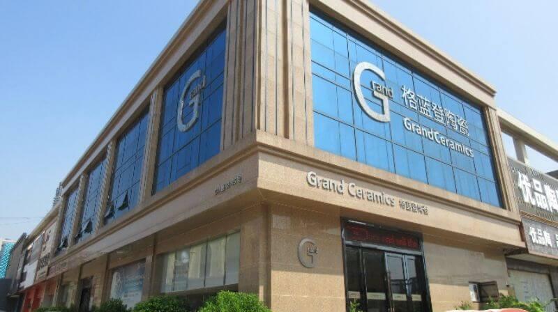1. Foshan Grand Ceramic Co., Ltd.