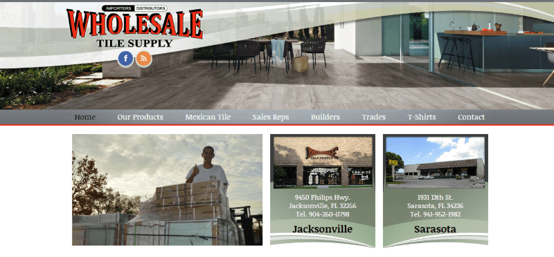 13. Wholesale Tile Supply