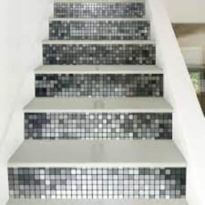 6. Mosaic Tiles