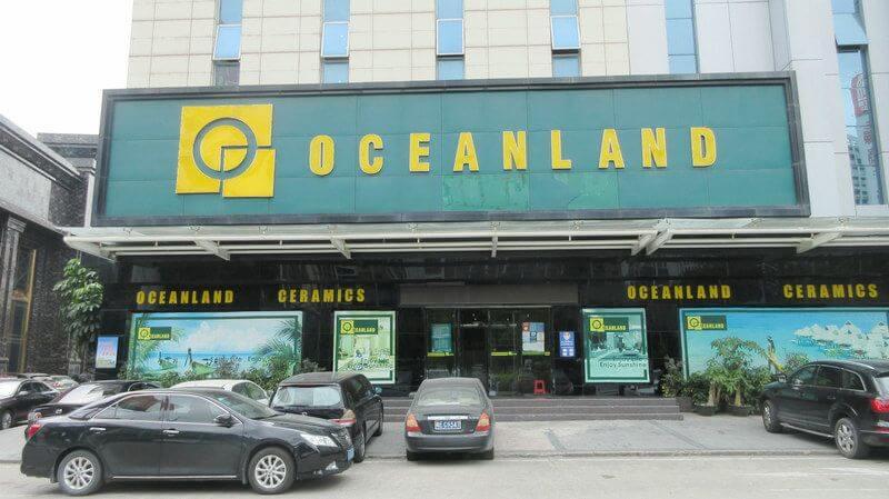 9. Foshan Oceanland Ceramics Ci., Ltd.